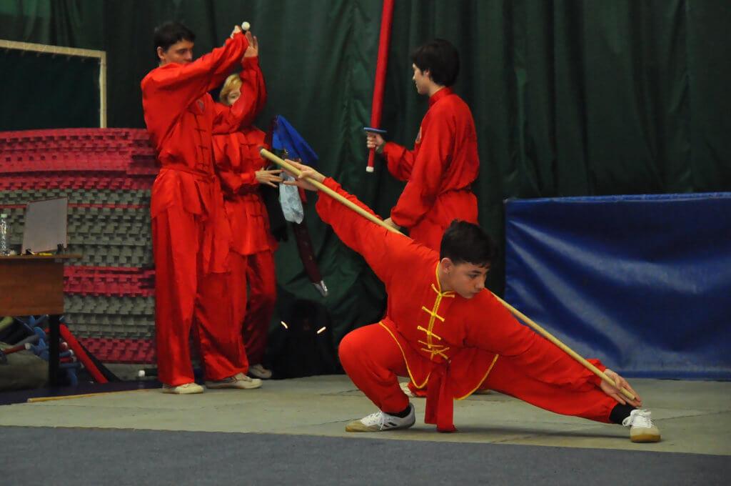 кунгфуисты