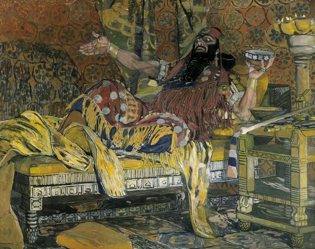 портрет фёдора шаляпина