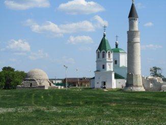 волонтёры всемирного наследия болгара