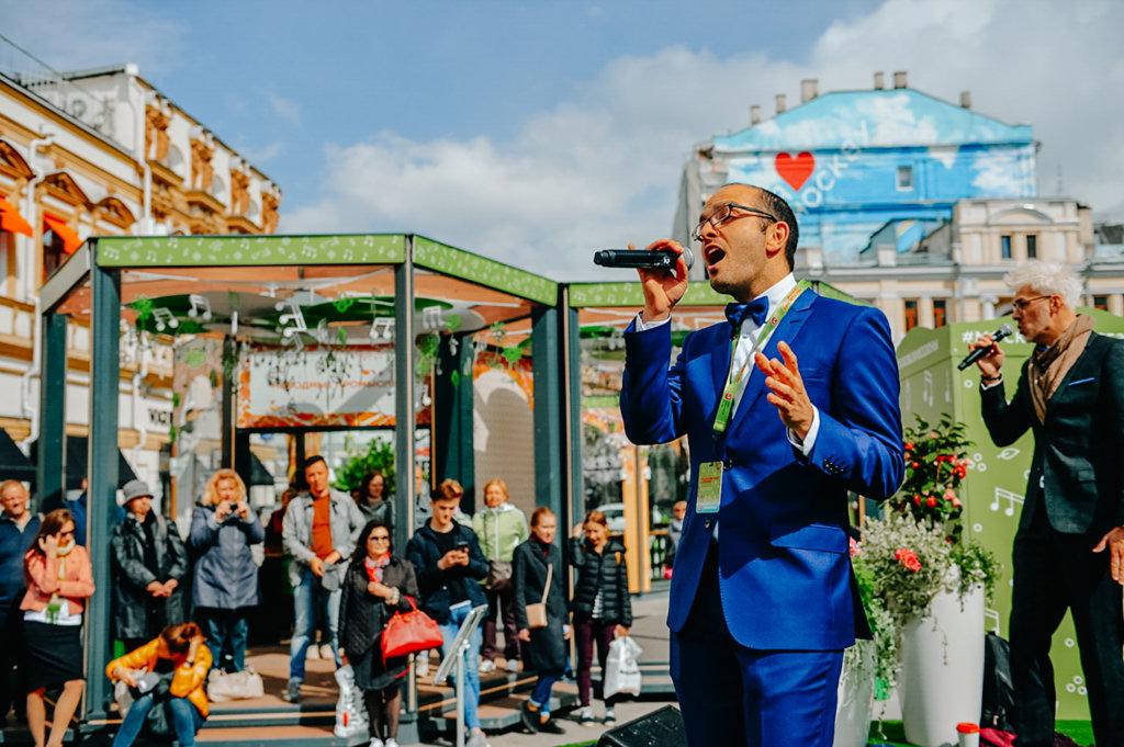 московская весна а сappella