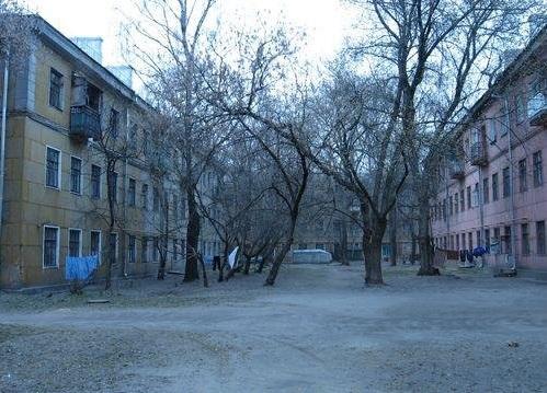 посёлок имени подбельского