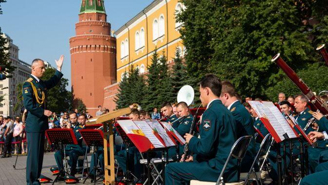 военные оркестры