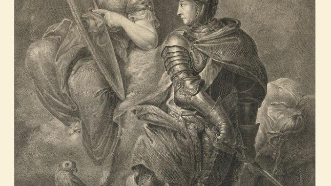 немецкая гравюра