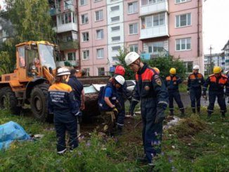 волонтёры московского политеха