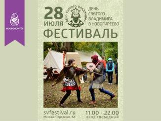 фестиваль день владимира