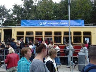 выставка трамваев