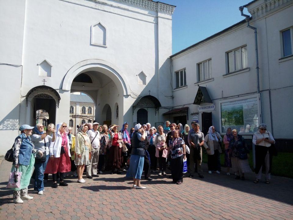 николо-угрешский мужской монастырь