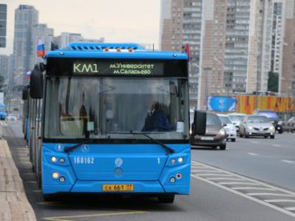 почти двести атобусов
