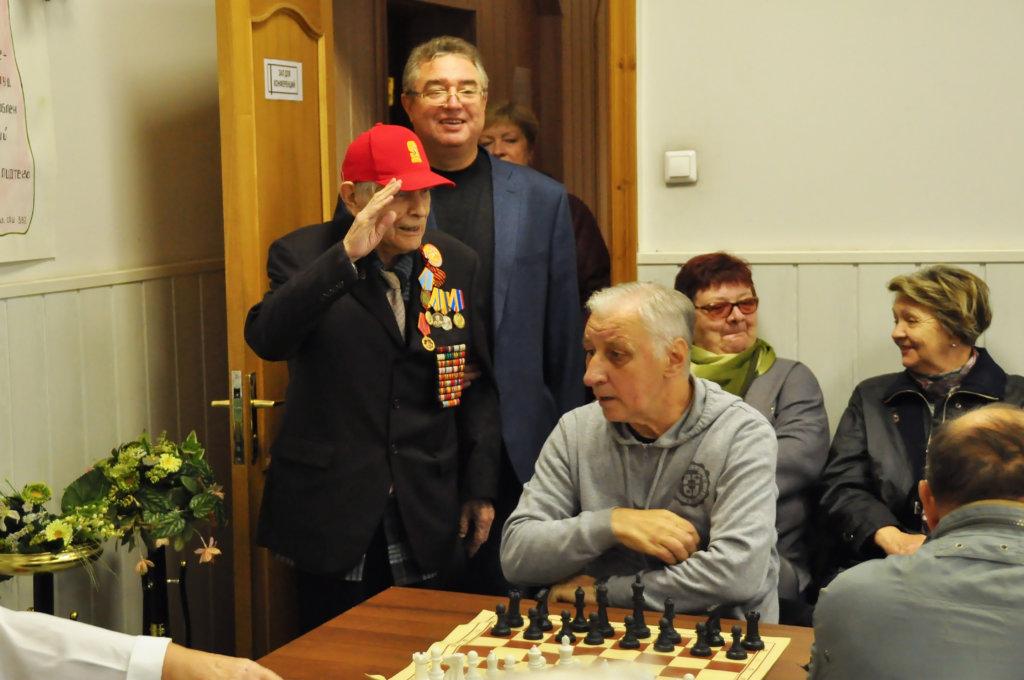 турнир среди ветеранов