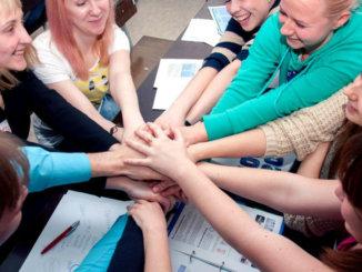 Школа социального волонтёрства