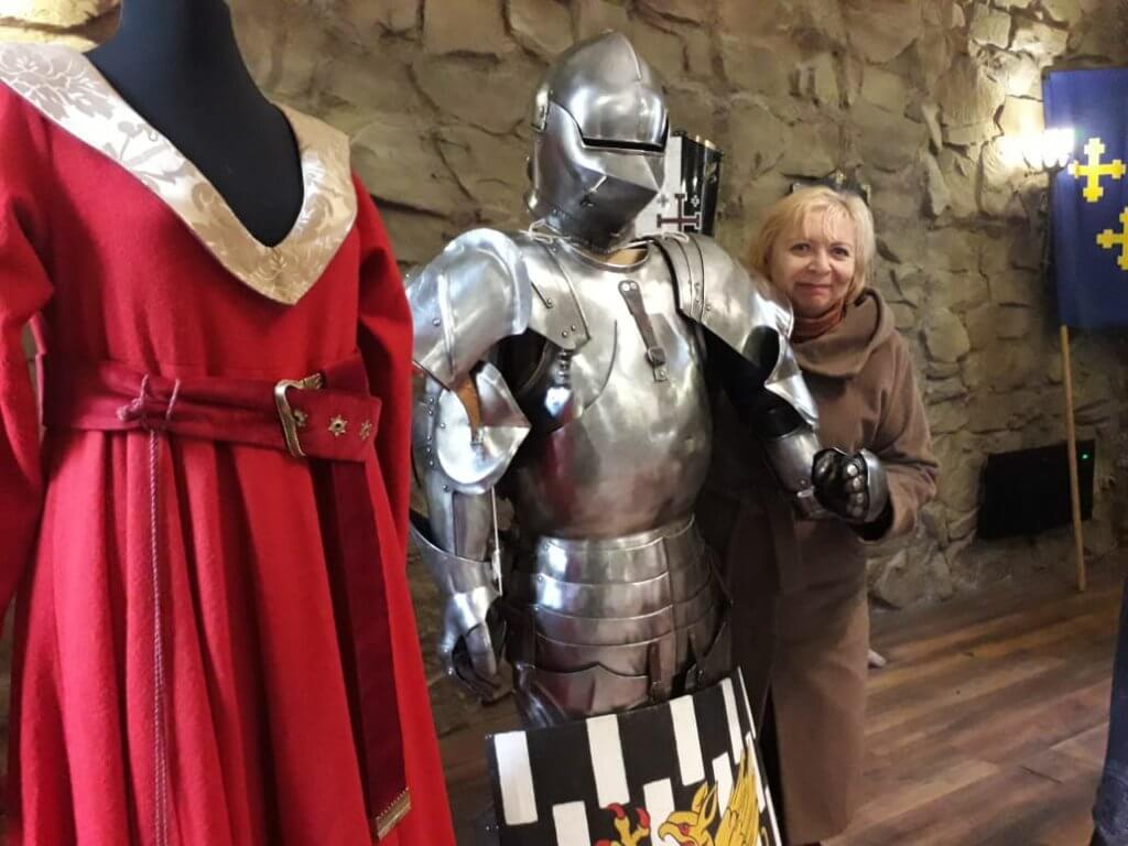 путешствие в средневековье