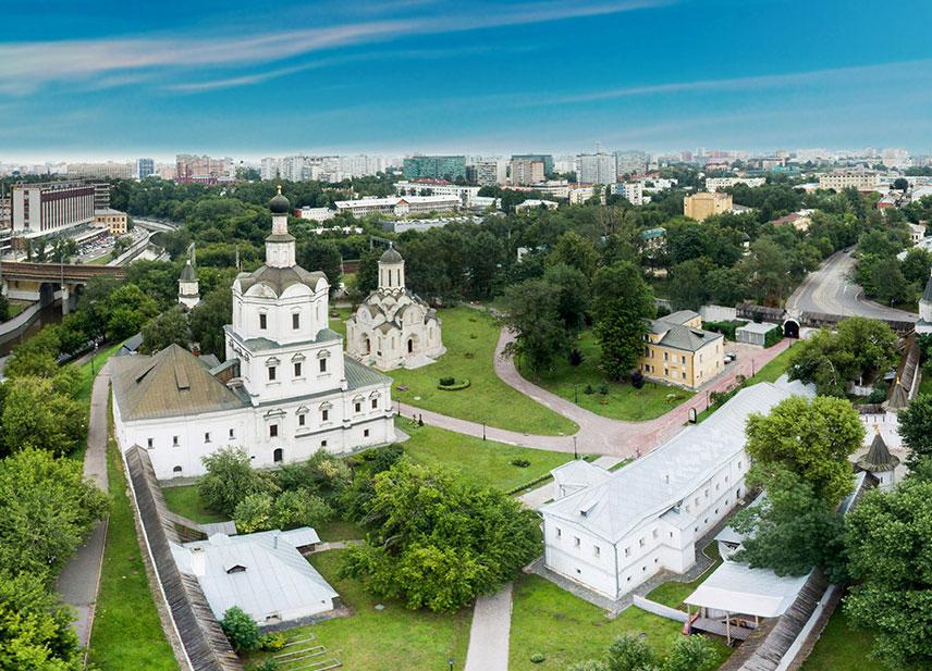 Музей имени Андрея Рублёва