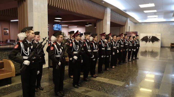 кадеты школы 429