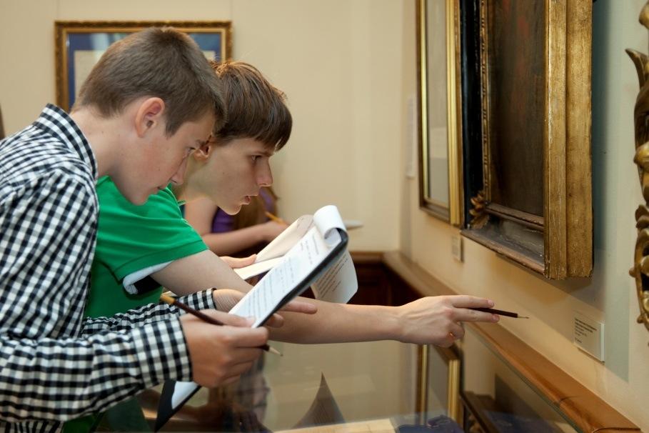 проект учебный день в музее
