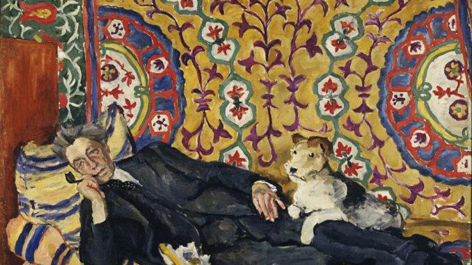портрет мейерхольда