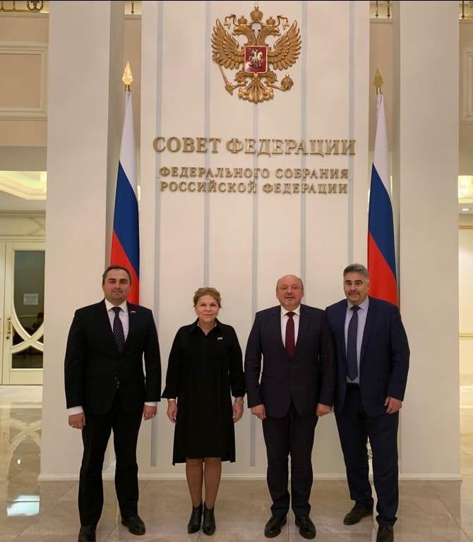в делегацию столицы