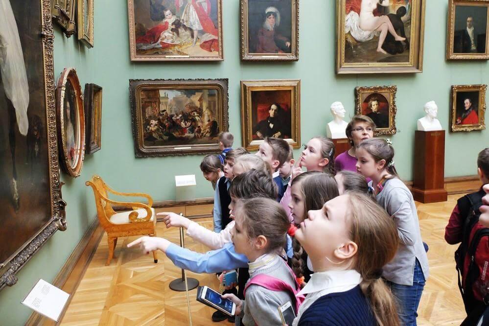Пять московских музеев