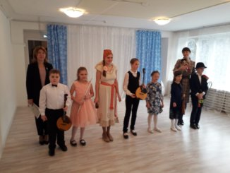 классическая музыка в детском саду
