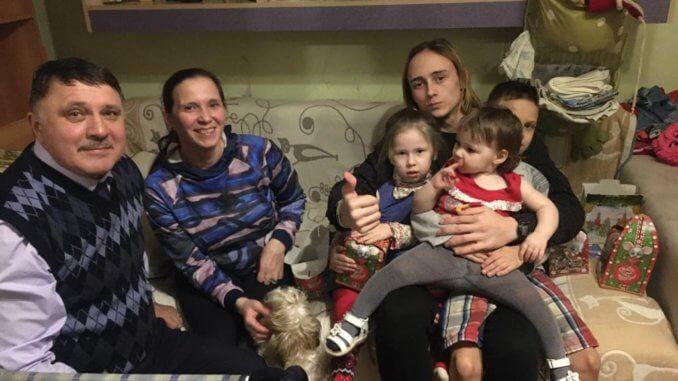 многодетные семьи Восточного