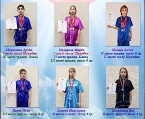 призёры чемпионата и первенства москвы