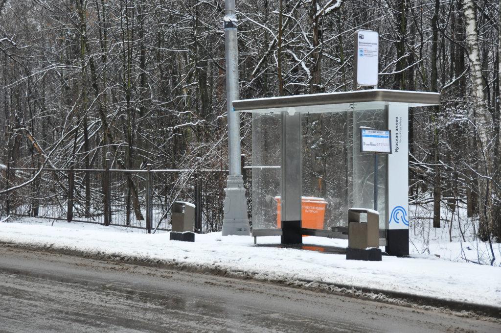 новый автобусный маршрут