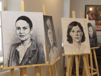 Выставка работ Асара Сафиулина