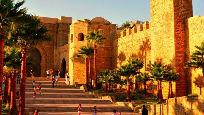 посетить марокко