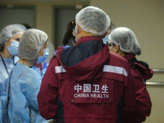 китайские эксперты