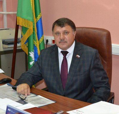 глава муниципального округа восточный