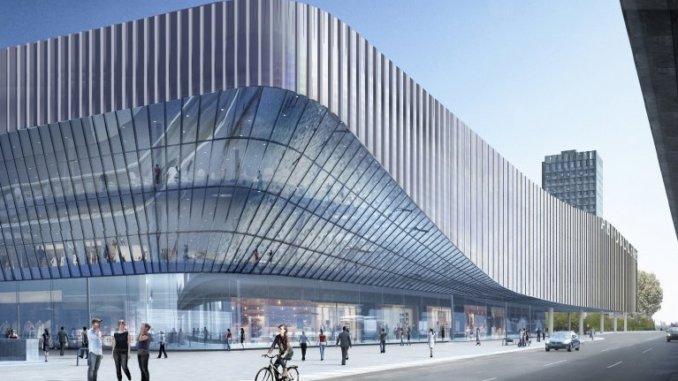 открытие щёлковского автовокзала