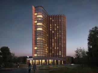 новая высотная гостиница