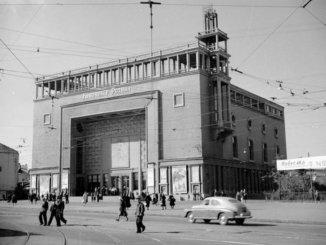 реставрация кинотеатра