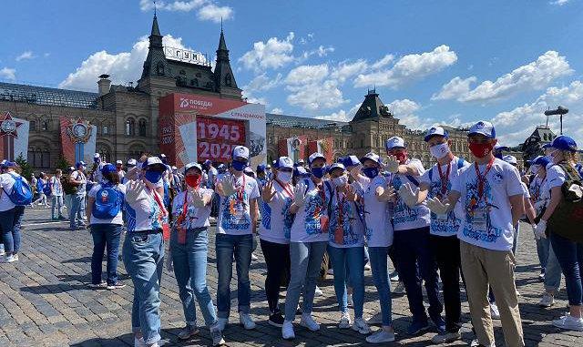 студенты московского