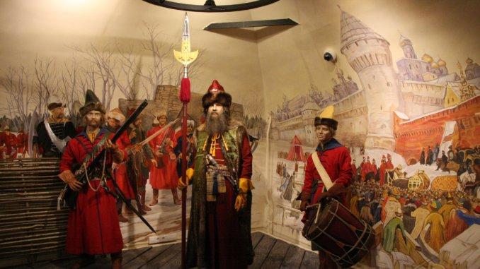 музей московских стрельцов
