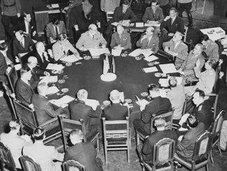 Поттсдамской конференции