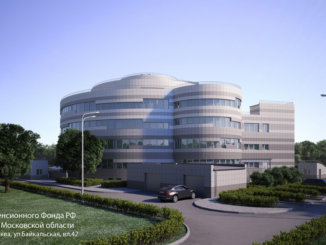 Здание Песионного фонда