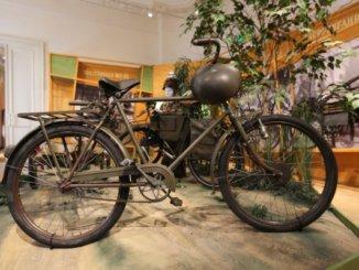 об истории военно-велосипедного дела