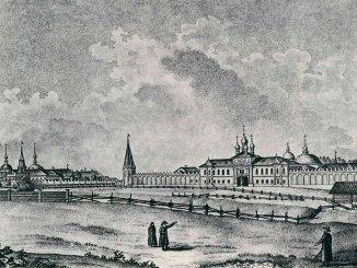 преображенский дворец
