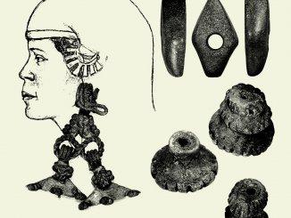 в музее археологии