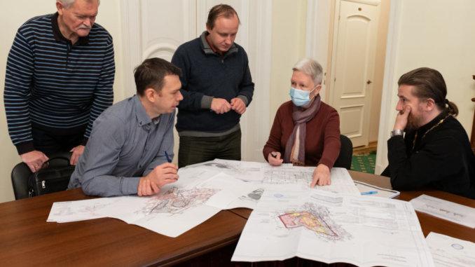 совещание по проектированию