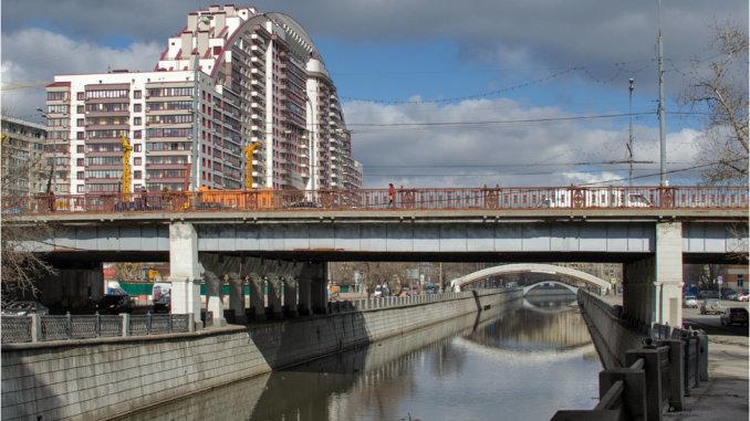 электрозаводской мост