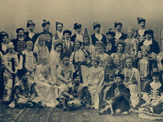 костюмированный русский бал