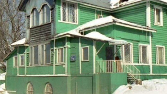 история деревянного дома