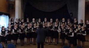 рождественский концерт хоровых коллективов