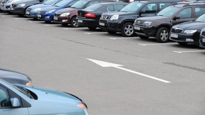 шесть перехватывающих парковок
