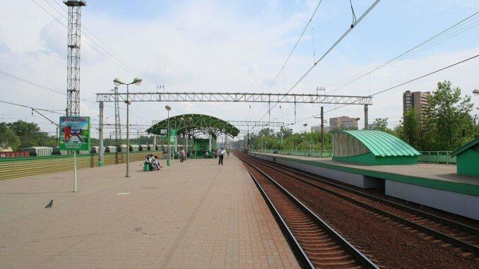 станцию перово