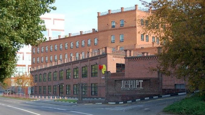 московский шёлковый комбинат
