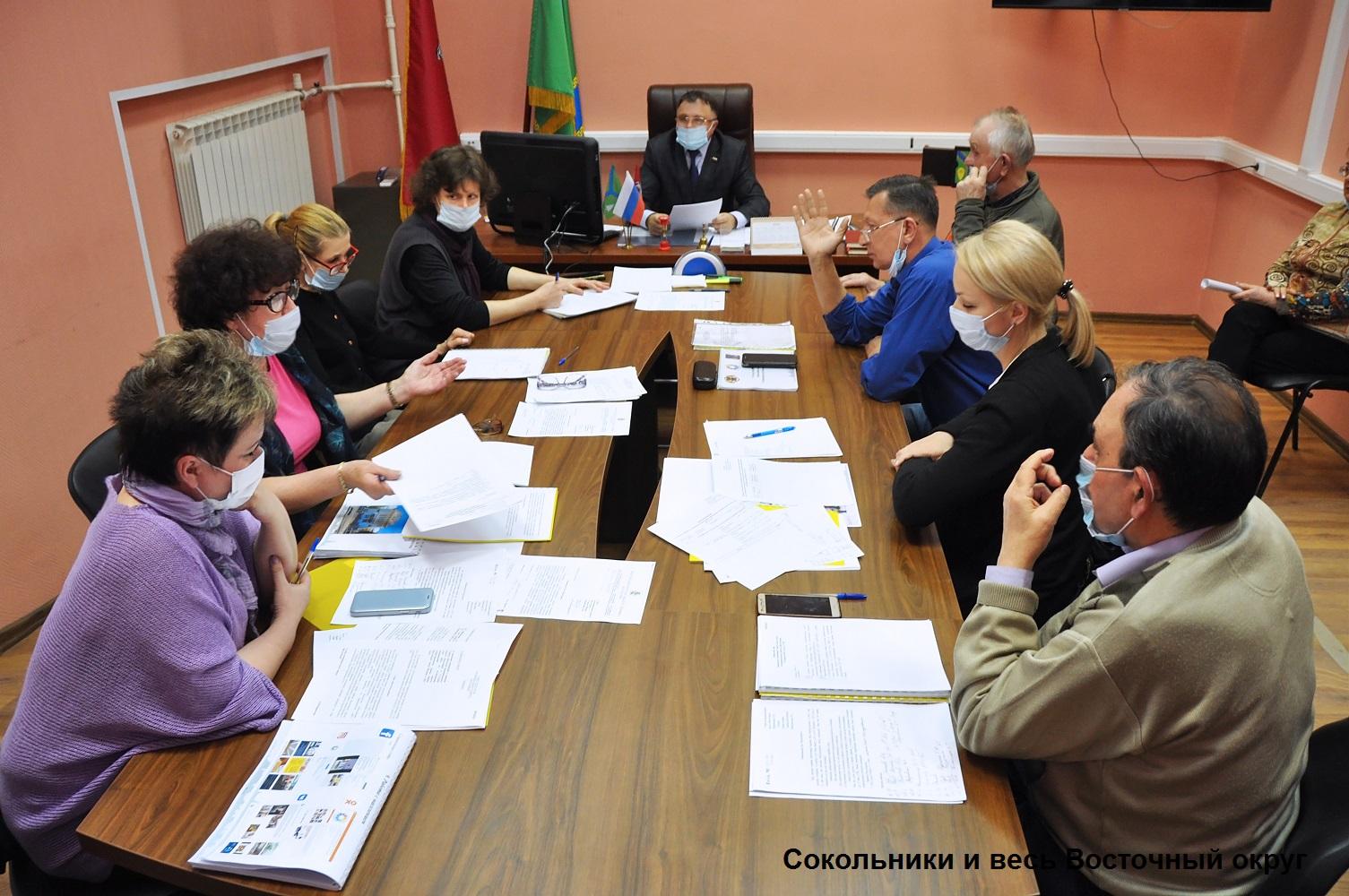 совета депутатов