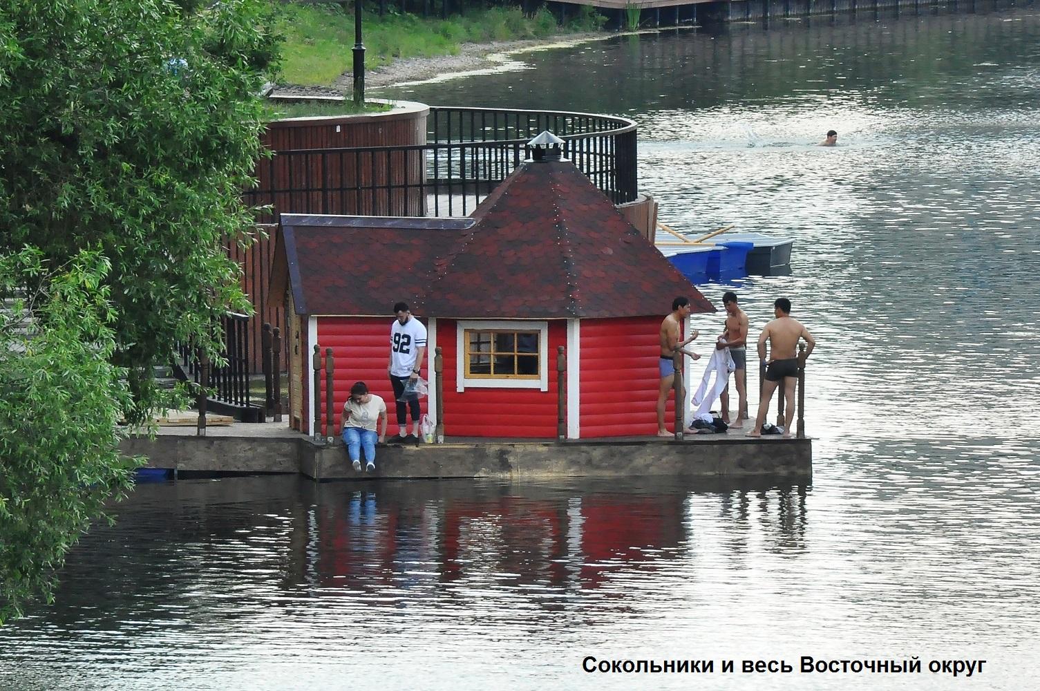 гриль-домик