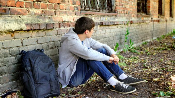 трудные подростки
